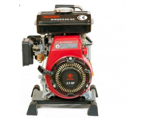 Мотопомпа Weima WMQGZ40-20 (22 куб.м/ч, 2,5 л.с., Euro5)