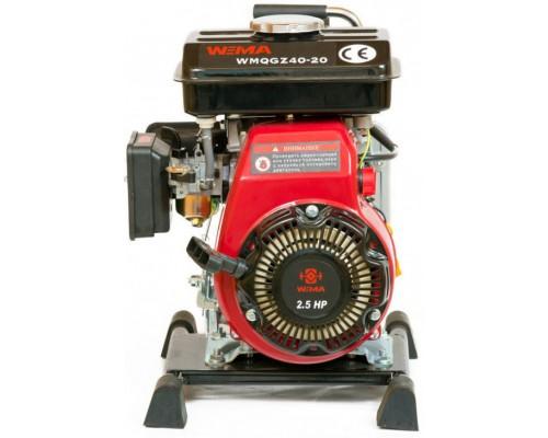 Мотопомпа Weima WMQGZ40-20 (27 куб.м/ч, 2,5 л.с.)