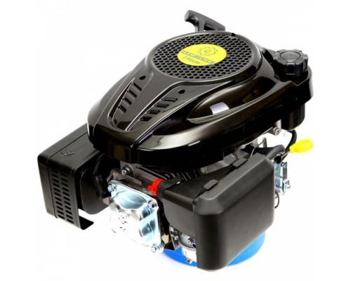 Двигатель Grunwelt GW-1P70FA (вертикальный вал, шпонка, 22,2 мм)