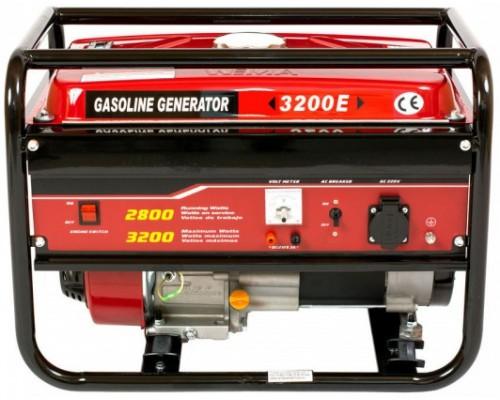 Генератор Weima WM3200Е (1 фаза, бензин, 3.0 кВт)