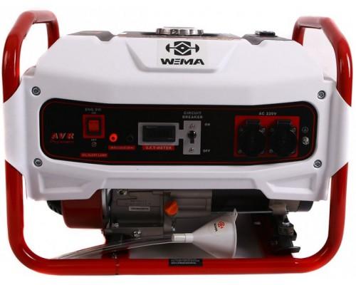 Генератор Weima WM3200В (1 фаза, бензин, 3.0 кВт)