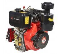Дизельный двигатель Vitals DM 14.0kne (шпонка, 25,4 мм / сьемный цилиндр)