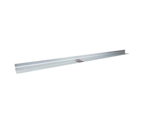 Рейка алюминиевая 2,4м VBF 36-4s