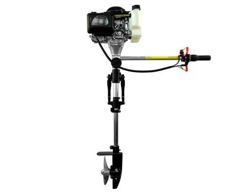 Лодочный мотор Grunwelt GW-170FC ( Шмель, 3.5 лс)